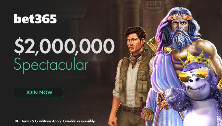 Величезний виграш $2 мільйони у bet365 чекає на тебе в травні!