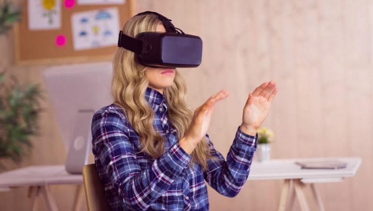 Підпори Індустрії онлайн азартних ігор для VR