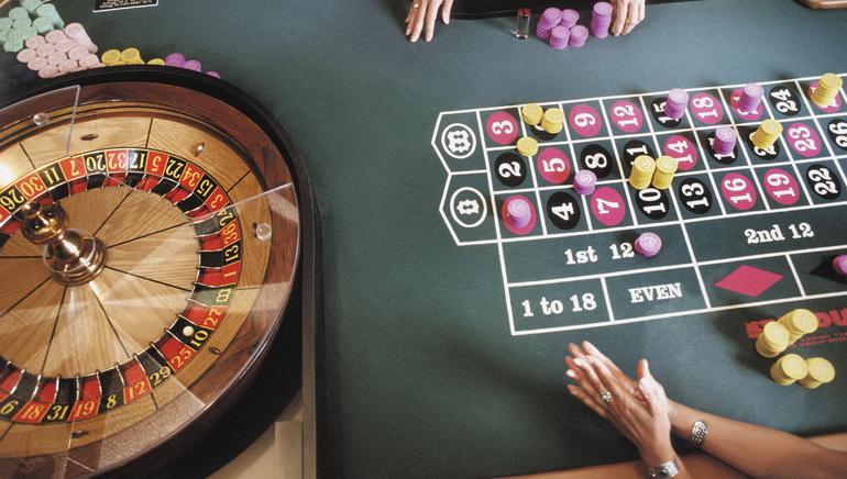 Онлайн рулетка на реальні гроші
