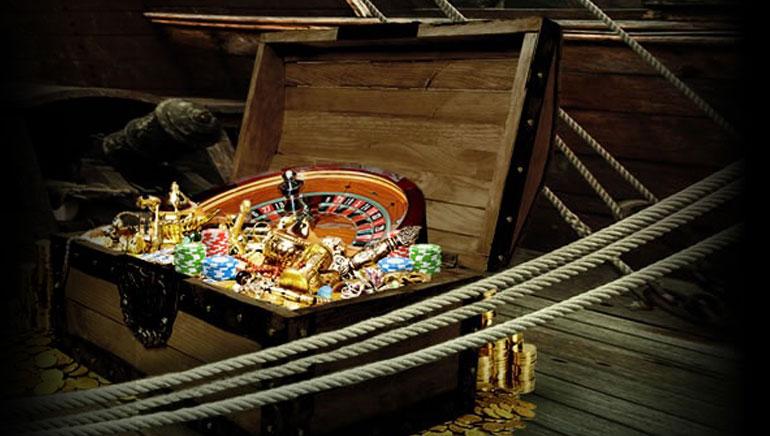 Море хвилюється - нова пропозиція на піратську тематику від казино All Slots